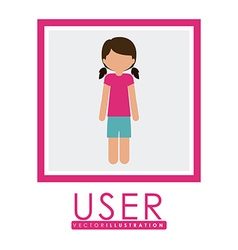 User design vector