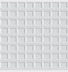 Gray tile geometric texture - seamless vector
