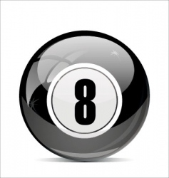 Billiard ball vector