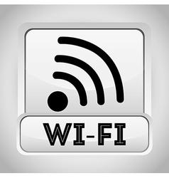 Wifi symbol vector