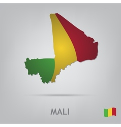 Country mali vector