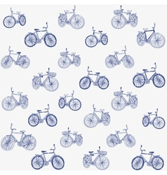 Bike seamless vector