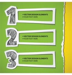 Infographic set vector