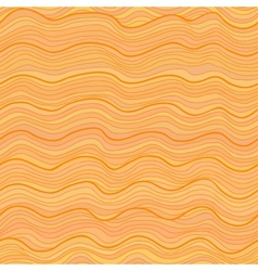 Orange mosaic seamless vector