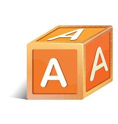 A brick vector image