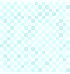 Cyan checkerboard pattern seamless vector