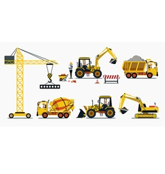 Vehicle construction vector