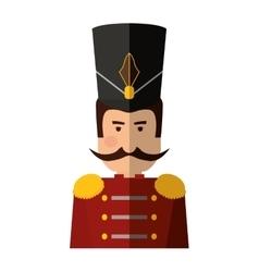 Soldier icon toy design graphic vector