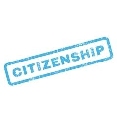 Citizenship rubber stamp vector