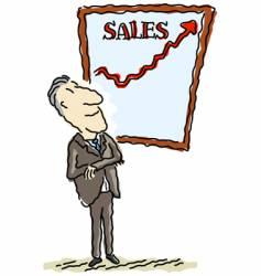 Sales vector