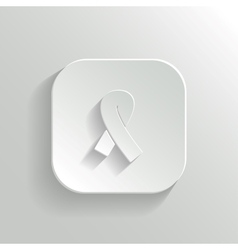 Breast cancer sign vector