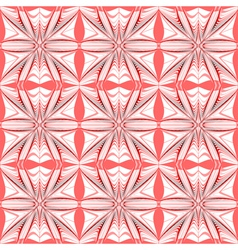 Design seamless colorful geometric pattern vector