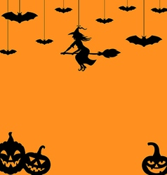 Hallowen backg vector