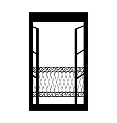 Icon window vector