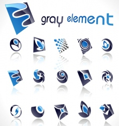 Design elements vector