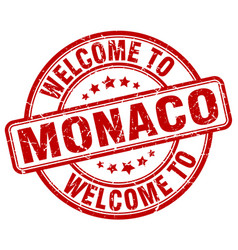 Welcome to monaco vector