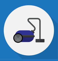 of technology symbol on vacuum vector image
