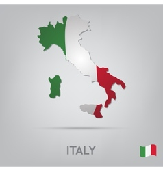 Country italy vector