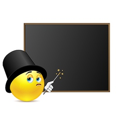 Magic school vector
