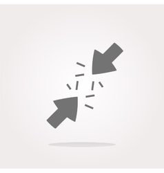 Undo arrow icon redo arrow icon vector