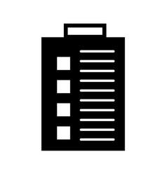 checklist order delivery service vector image