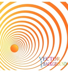 3d perspective circle background vector