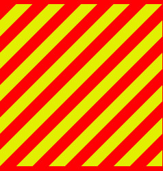 Ambulance emergency background yellow and red vector