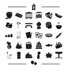 Circus magic plumbing and other web icon in vector