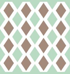 Scandinavian seamless texture of triangle vector