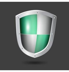 Shield icon - vector