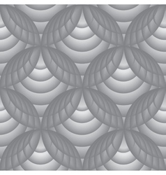 Seamless background pattern with rounds vector