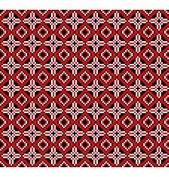 ukrainian folk seamless vector image vector image