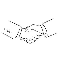 Business deals vector
