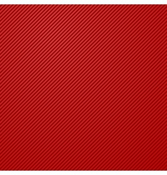 Diagonal red lines pattern vector