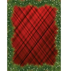 Christmas banner template EPS 8 vector image vector image