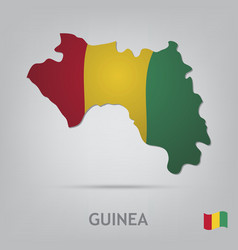 guinea vector image vector image