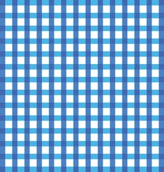 Tablecloth blue vector