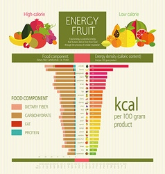 Basics dietary nutrition vector image vector image