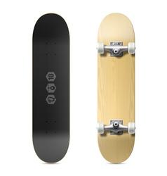 Skateboard vector