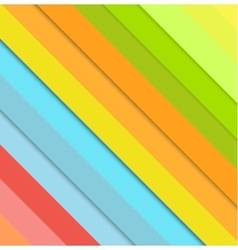 Bright vertical abstract background vector image vector image