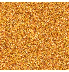 Glitter orange seamless texture vector