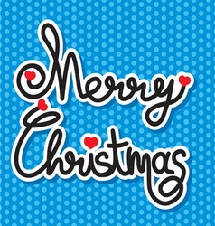Merry christmas slova1 resize vector