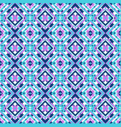geometrical pattern background tile vector image