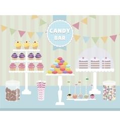 Candy bar vector
