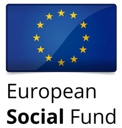 European social fund vector