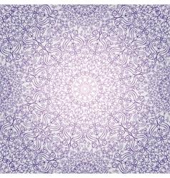 Mandala pattern backgroundSwirlsrevivalethnic vector image