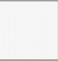 seamless grid of cubes vector image