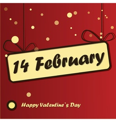 14 february day vector