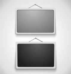 Wall frames vector