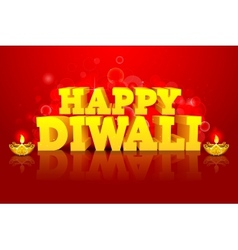 Diwali Night vector image